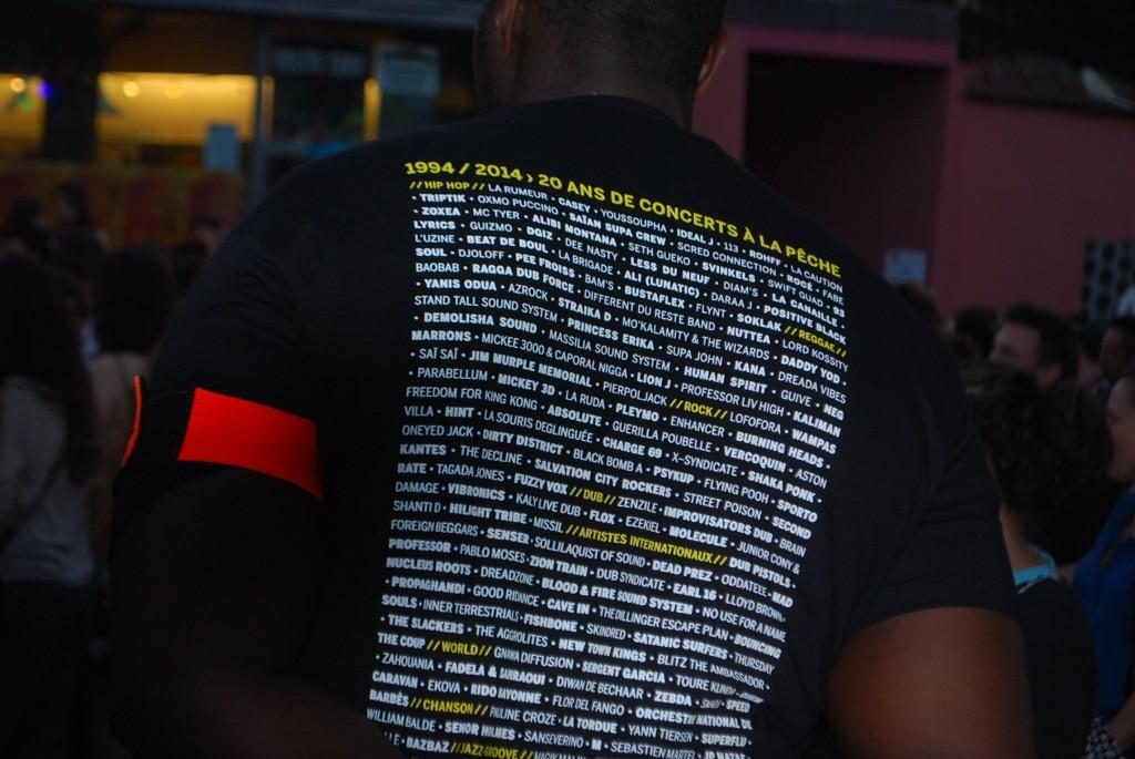 Samedi 7 juin - t-shirt