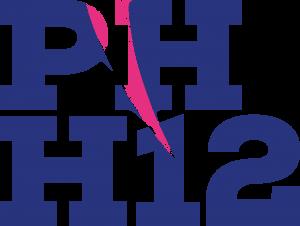 LogoPHH12-bleu