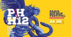 festival paris Hip hop 2017