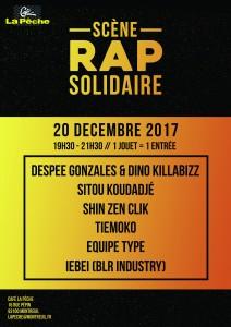 Scène Rap Solidaire