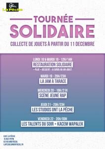 Tournée Solidaire