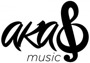 Aka b Music Logo