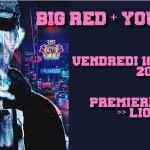 BIG RED YOUTHMAN 16 nov